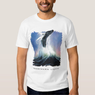 Northernlightswhale T-shirt