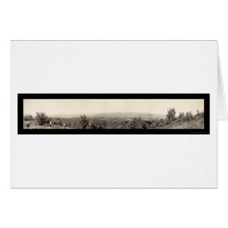 Northfield, MA Photo 1914 Card