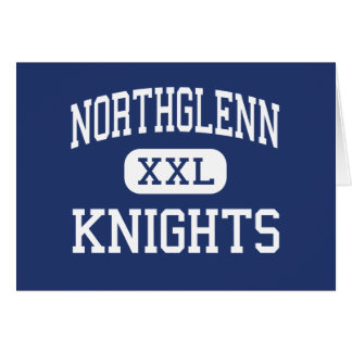 Northglenn Knights Middle Northglenn Card
