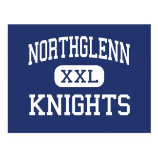 Northglenn Knights Middle Northglenn Postcard