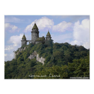 Northland Castle Posters