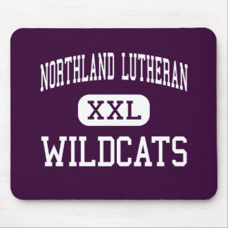 Northland Lutheran - Wildcats - High - Mosinee Mouse Pads