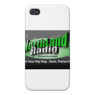 NorthlandRadio1 iPhone 4 Cárcasa
