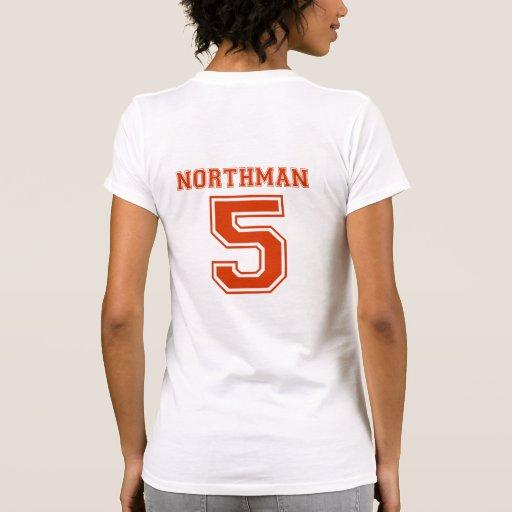Northman 5 Team Tee Shirts