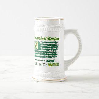 Northmont Thunderbolt Nation Flag Beer Stein