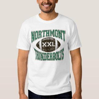 Northmont XXL apenado Playeras