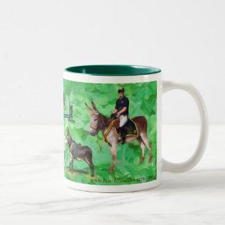 NorthPine Donkeys - Mammoths Mugs