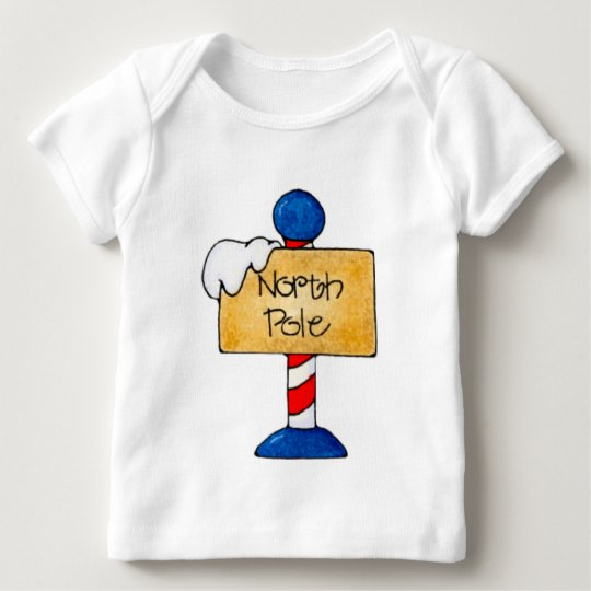 NorthPole Baby T-Shirt