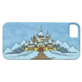 northpole holiday winter iPhone SE/5/5s case