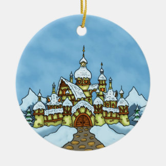 northpole holiday winter christmas ornaments