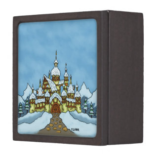 northpole holiday winter premium gift boxes