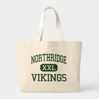 Northridge - Vikingos - altos - Johnstown Ohio Bolsa De Mano
