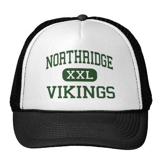 Northridge - Vikingos - altos - Johnstown Ohio Gorro