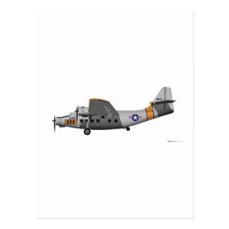 Northrop C-125 Raider Postcard