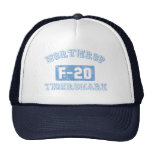 Northrop F-20 Tigershark - BLUE Trucker Hat