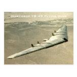 Northrop YB-49 Flying Wing Postcard