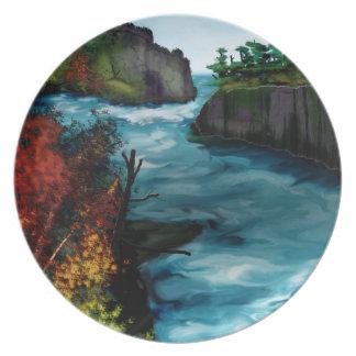 Northshore Decorative Plate