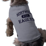 Northside - Eagles - altos - petirrojos Georgia de Camisa De Perrito