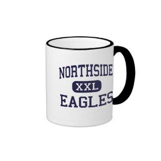 Northside - Eagles - altos - petirrojos Georgia de Taza A Dos Colores
