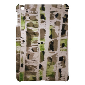 Northside of Birch Trees Case For The iPad Mini