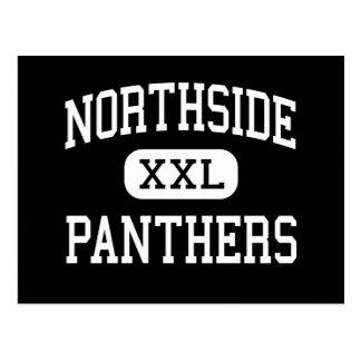 Northside - panteras - alto - Pinetown Tarjeta Postal