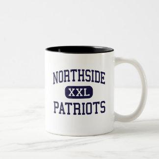 Northside - patriotas - alto - Columbus Georgia Taza Dos Tonos