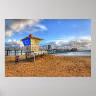 Northside Pier Print