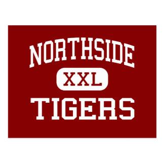 Northside - tigres - centro - Tuscumbia Alabama Postales