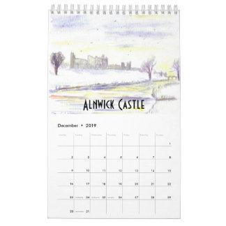 Northumberland Calendar 2019