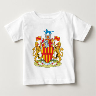 Northumberland Coat of Arms Baby T-Shirt