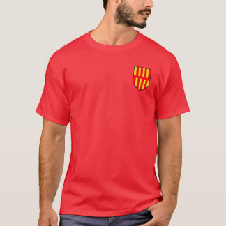Northumberland /North umbria Coat of Arms Shirt