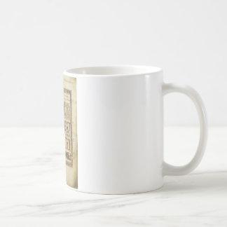 NORTHUMBRIA ANGLO SAXON COFFEE MUG