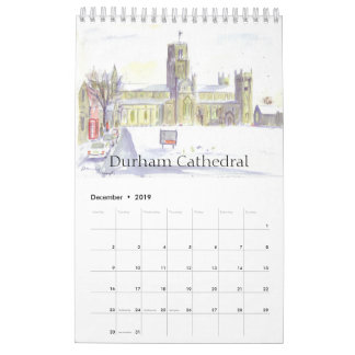 Northumbria Calendar 2019