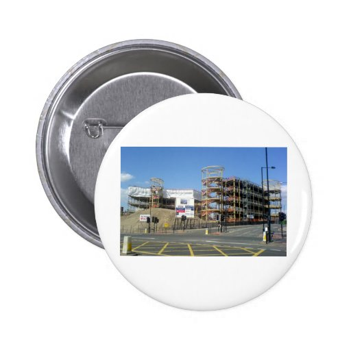 Northumbria University - City Campus East Pinback Button