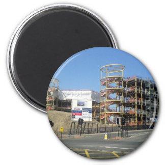 Northumbria University - City Campus East Fridge Magnet