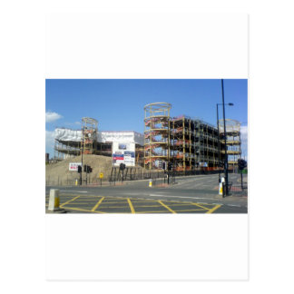 Northumbria University - City Campus East Post Card