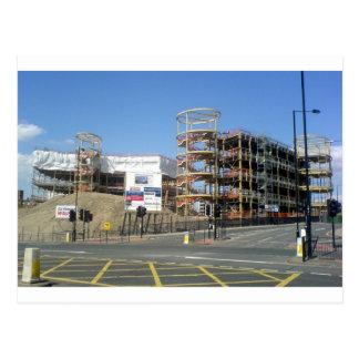 Northumbria University - City Campus East Postcard