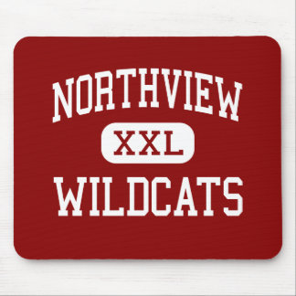 Northview - gatos monteses - alto - Grand Rapids Alfombrillas De Ratón