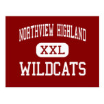 Northview Highland - Wildcats - Grand Rapids Post Cards