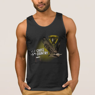 Northview Middle School Cross Country Tank Top