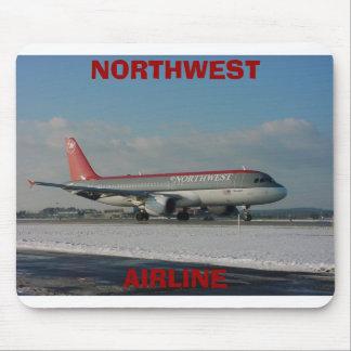 Northwest 1, AIRLINE, NORTHWEST Mouse Pad
