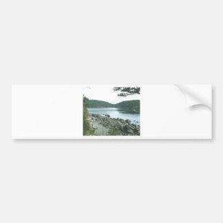 Northwest beach playtime bumper sticker