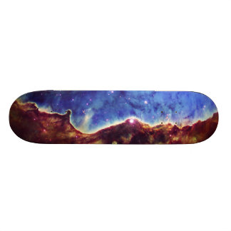 Northwest Corner of the Carina Nebula NGC 3324 Skateboard Deck