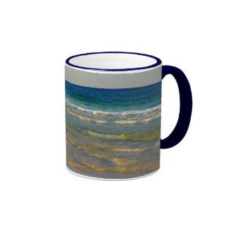 Northwest Florida Waters - Seaside, Florida Ringer Mug