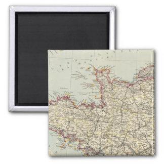 Northwest France 2 Magnet