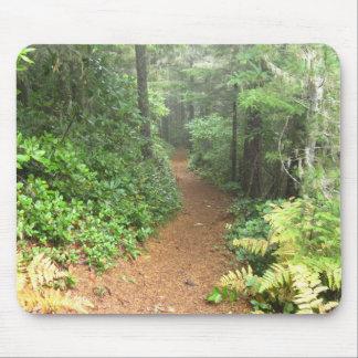 Northwest Hiking Trail Mousepad