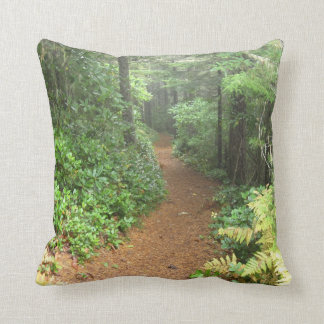 Northwest Hiking Trail Pillow