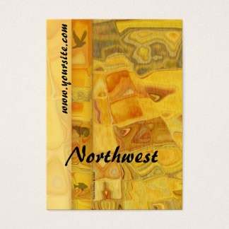 Northwest Native Business Card