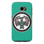 Northwest Pacific coast Haida art Thunderbird Samsung Galaxy S6 Cases