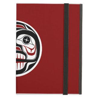 Northwest Pacific coast Haida Weeping skull iPad Air Cases